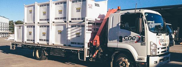 CNC-Cartage-Transport-Solutions-Flat-Bed-Crane-Truck-Hire-Narangba-28