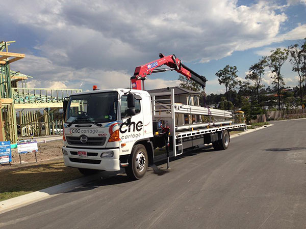 CNC-Cartage-Transport-Solutions-Flat-Bed-Crane-Truck-Hire-Narangba-8