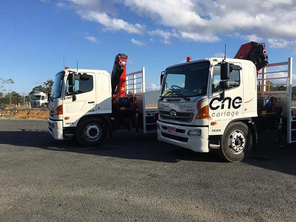 CNC-Cartage-Transport-Solutions-crane-truck-hire-narangba