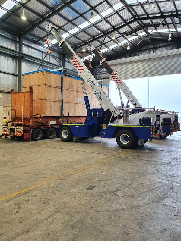 CSS-Crane-Hire-NMT-Global-Logistics-at-the-Australian-Marine-Complex-in-Henderson-1-WA