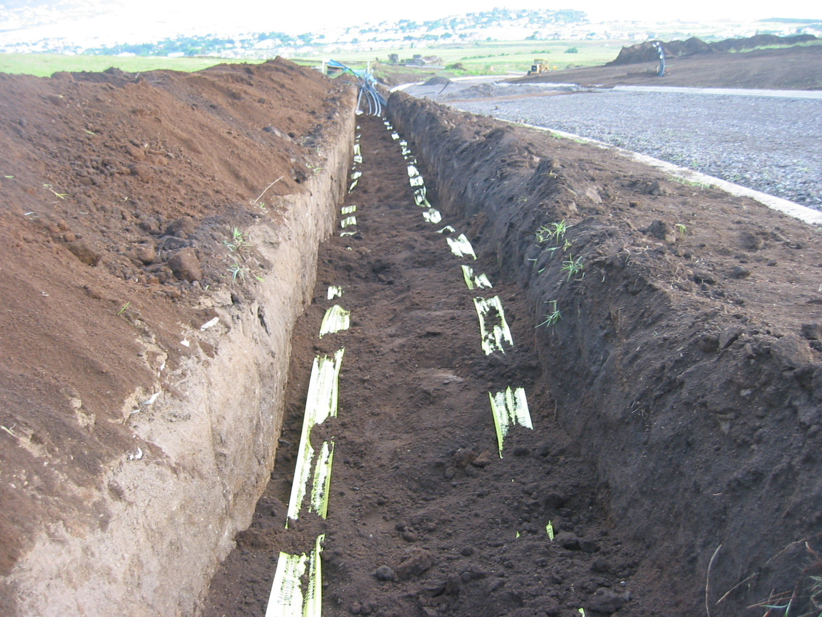 Cable Electrical Trenching 2