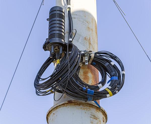 Cablenet-Industries-Closure-Optical-Fiber