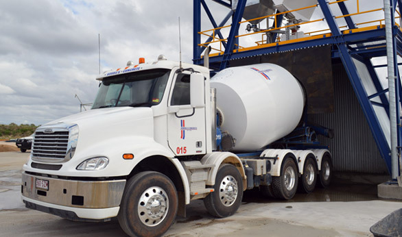 concrete plant suppliers