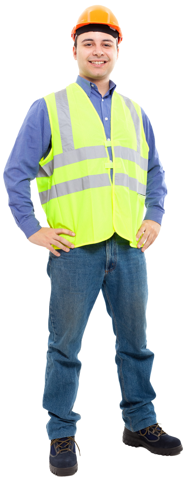 Construction Worker Contact Us