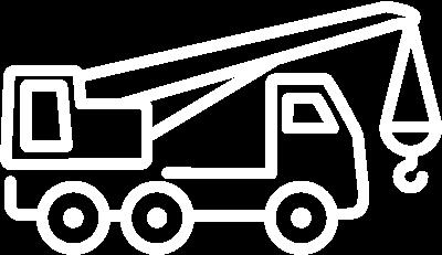 Crane Truck Icon
