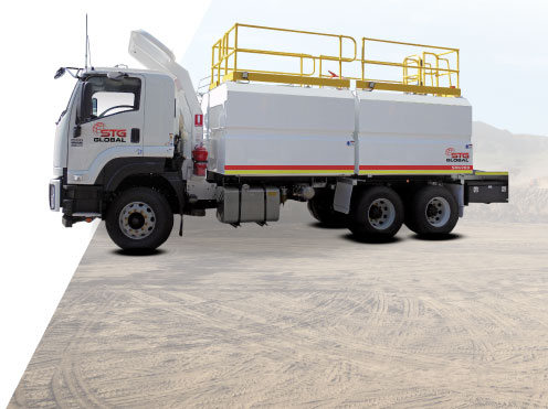 STG Global 9000L Lube Trucks for Sale