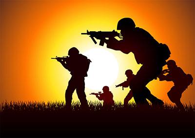 Defence Shadows