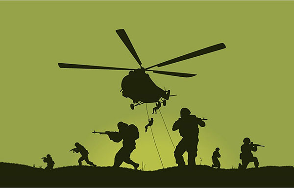 Defence force image