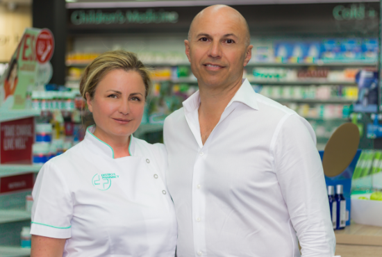 Destros Pharmacy Owners Hector Silvi Destro Late Night Chemist Drummoyne Open 7 Days
