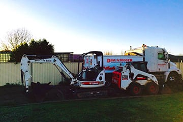 Hire A Skilled Operator From Dial A Digger To Make Quick Work Of Your Project