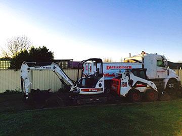 Dial-A-Digger-fleet-tipper-excavator-bobcat