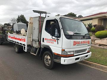 Dial-A-Digger-tipper-service