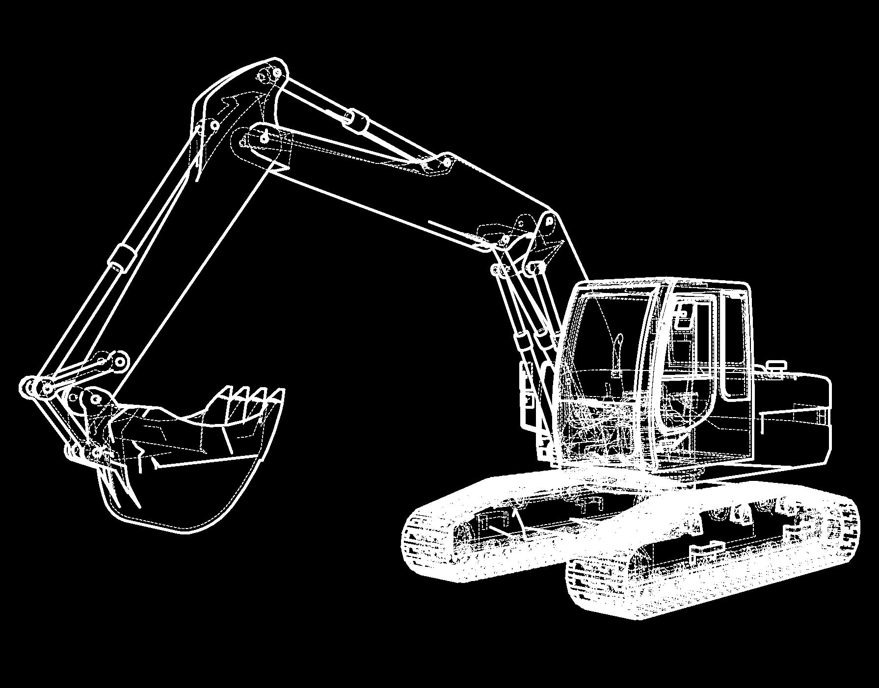 Excavator-icon-white