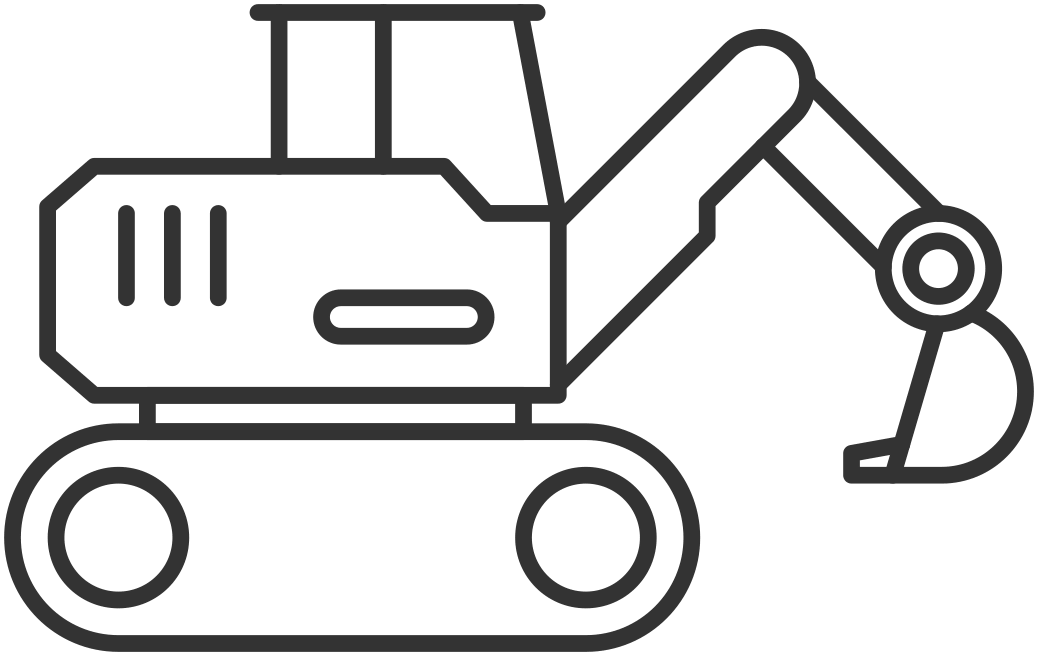 PLANT AND EQUIPMENT HIRE Icon