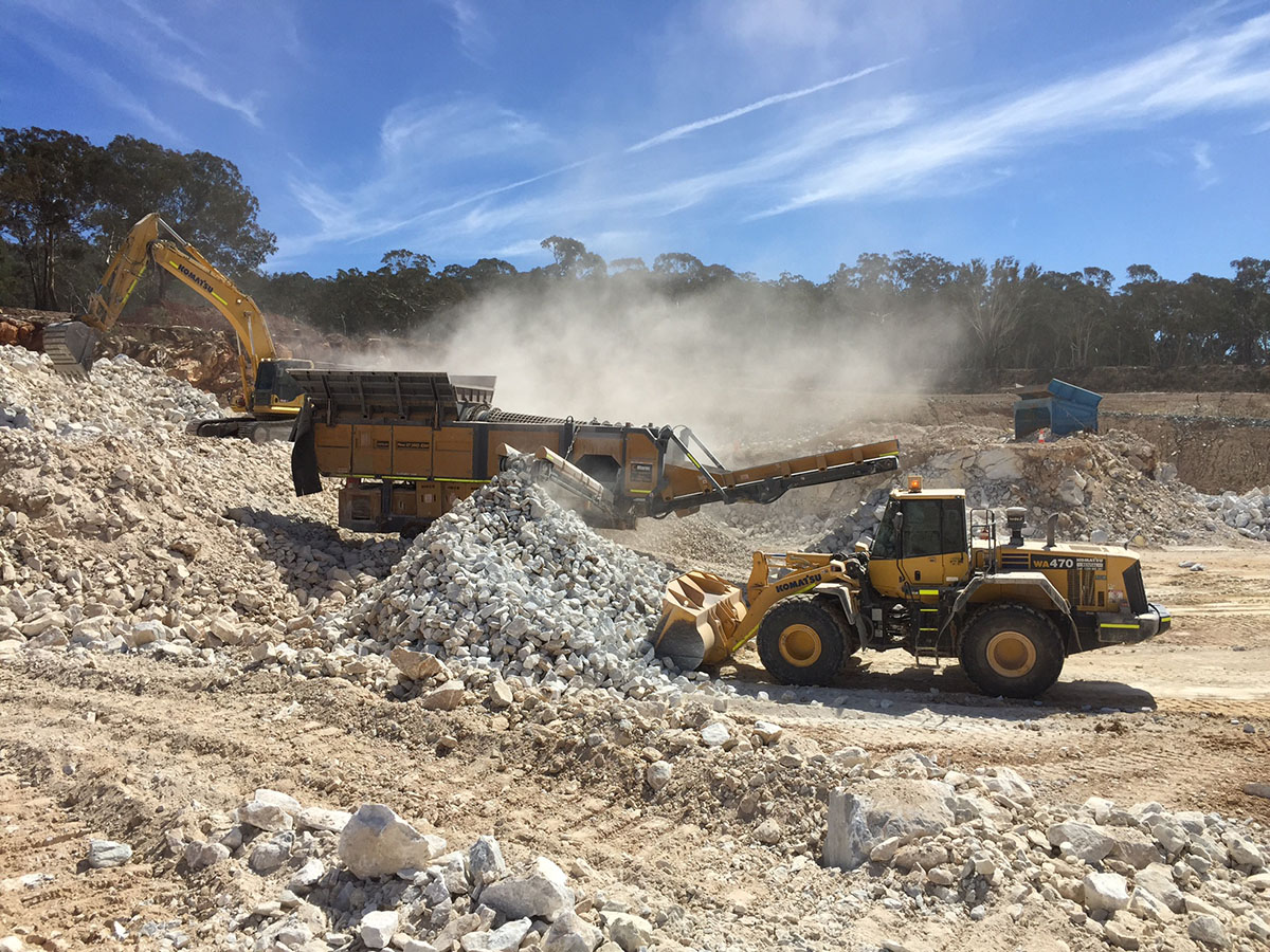 Fleet-on-site-crushing-service-solution-kalgoorlie