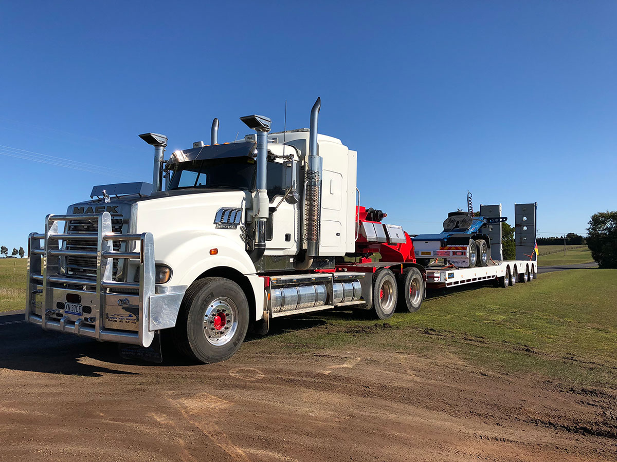 Fletcher-Bros-Solutions-transport-road-truck-Heavy-Haulage-services-melbourne