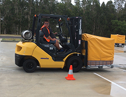Forklift Licence Training Sunshine Coast
