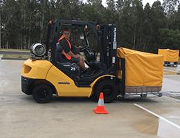 Forklift Licence Training Sunshine Coast