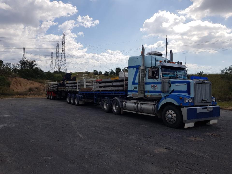 Freight Solution Australia heavy haulage 7