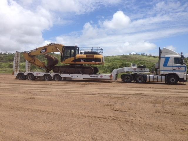 Freight Solutions Australia heavy haulage 1