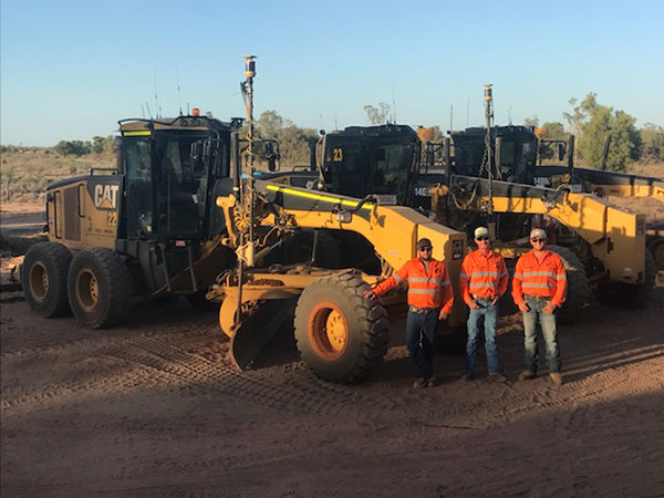 FGH Civil Graders for Hire Toowoomba, Brisbane, Burnett