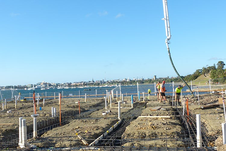 Geelong Concrete Pumping - Concrete Pump Service - Geelong