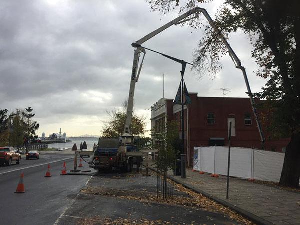 Geelong-Concrete-Pumping -Concrete-Pump-Service-Hire - Geelong
