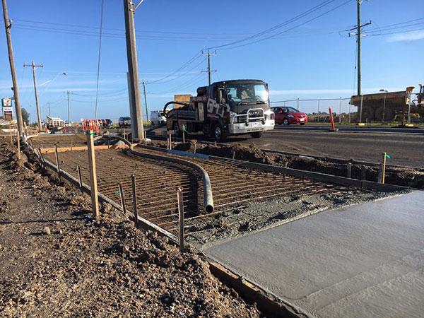 Get-Pumped-Concrete-Pumping-Civil-Foot-Path-concrete-line-pump-hire-melbourne