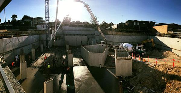Get-Pumped-Concrete-Pumping-Commerical-project-Concrete-Slabs-residential-concrete-pump-hire-melbourne