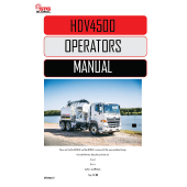 STG Global HDV3000 - HDV4500 Manual