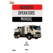 STG Global HDV6000 Manual