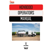 STG Global HDV8000 Manual