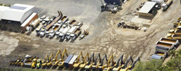 Haber-Xcavations-Plant-Hire-Mackay-overview