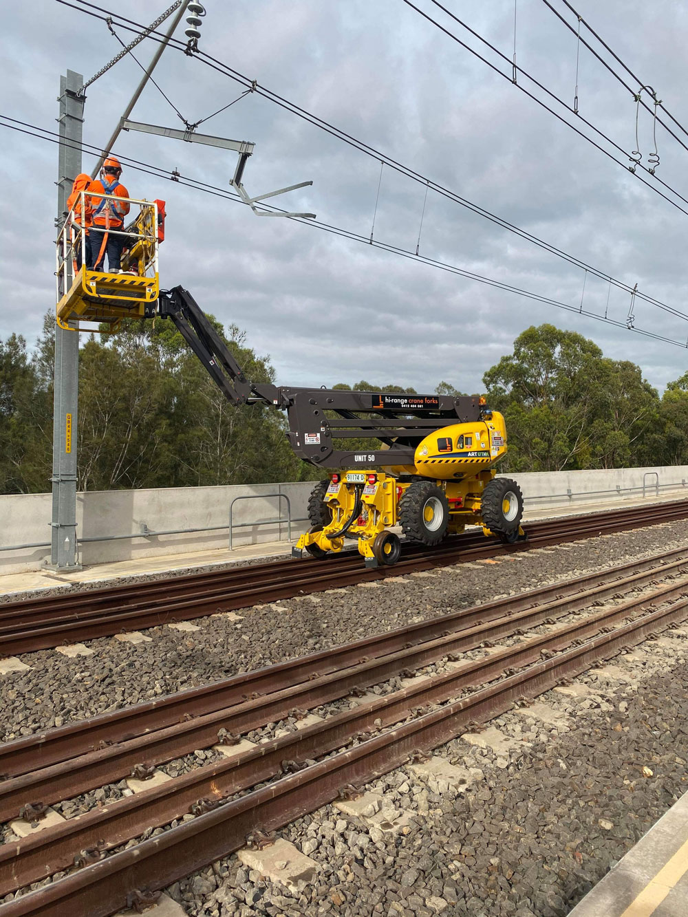 Rail Project NSW
