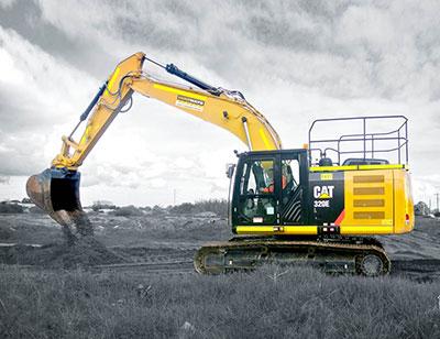 Hireways-CAT-320EL-Excavator-Hire-Perth