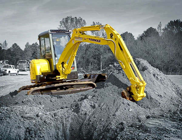 Hireways-VIO-455-mini-excavator-hire-perth