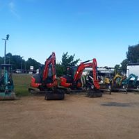Hume Hire fleet all
