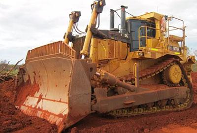 Bulldozer Hire   Hurst Contracting