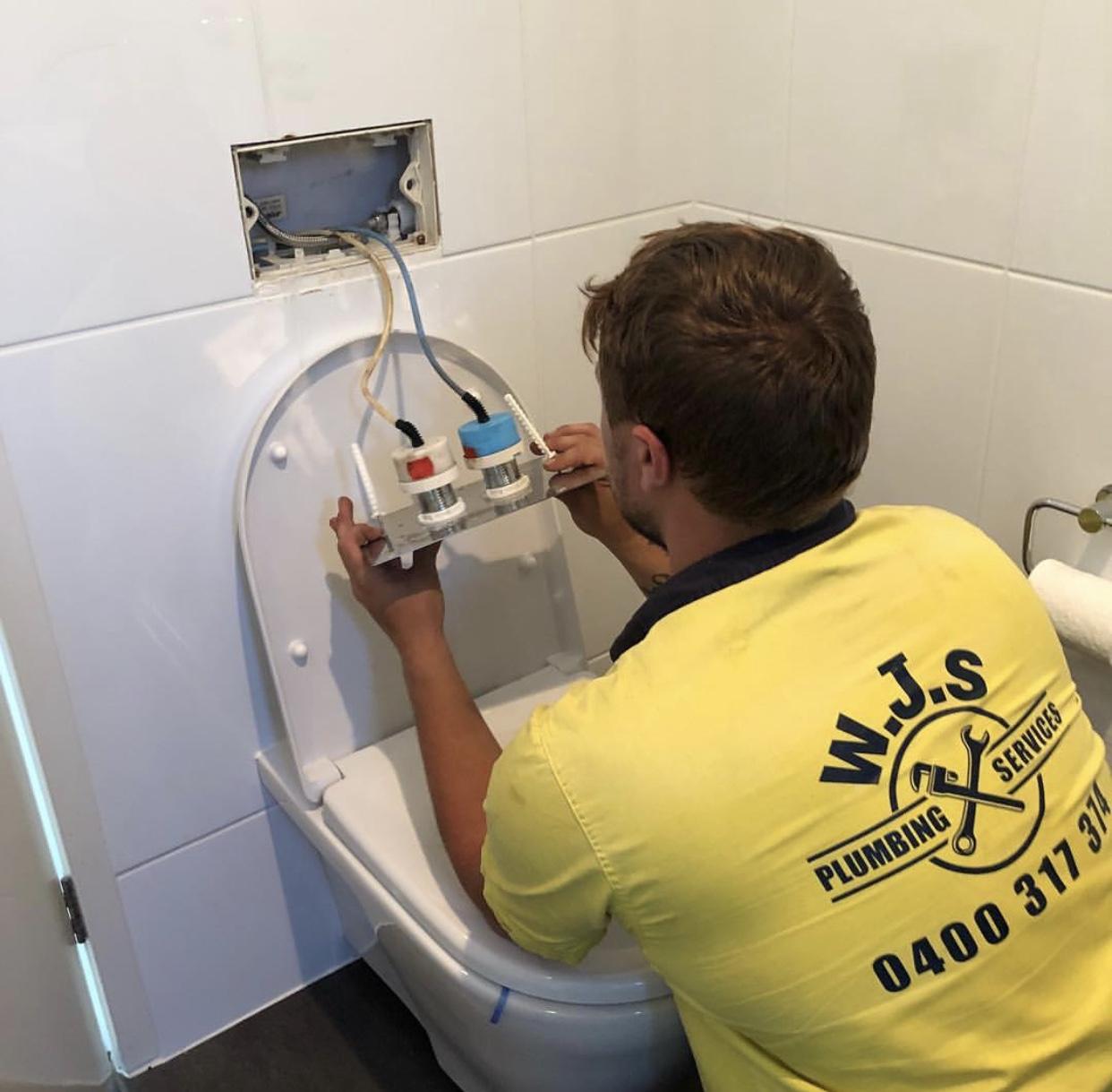 cistern repair