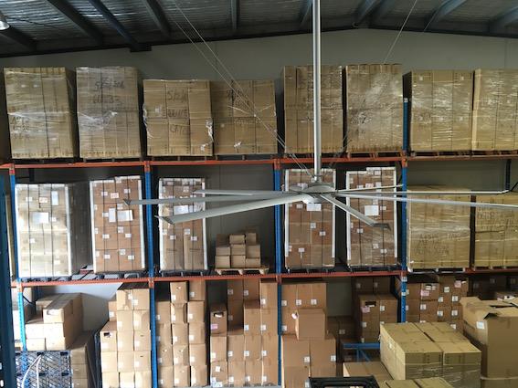 HealthSaver warehouse