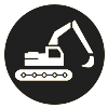 Excavator Attachments Icon