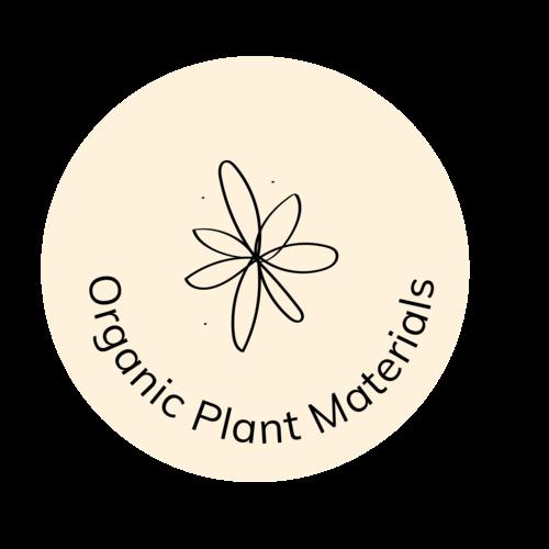 Organic plant materials