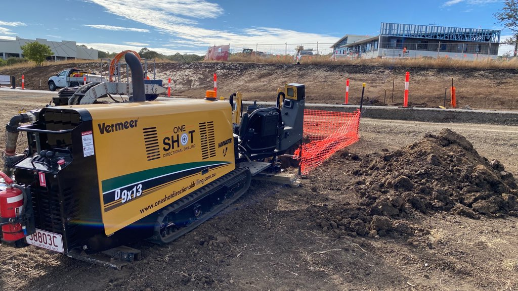 One-Shot-Directional-Drilling-Under-bank-of-8-electrical-cable-gold-coast