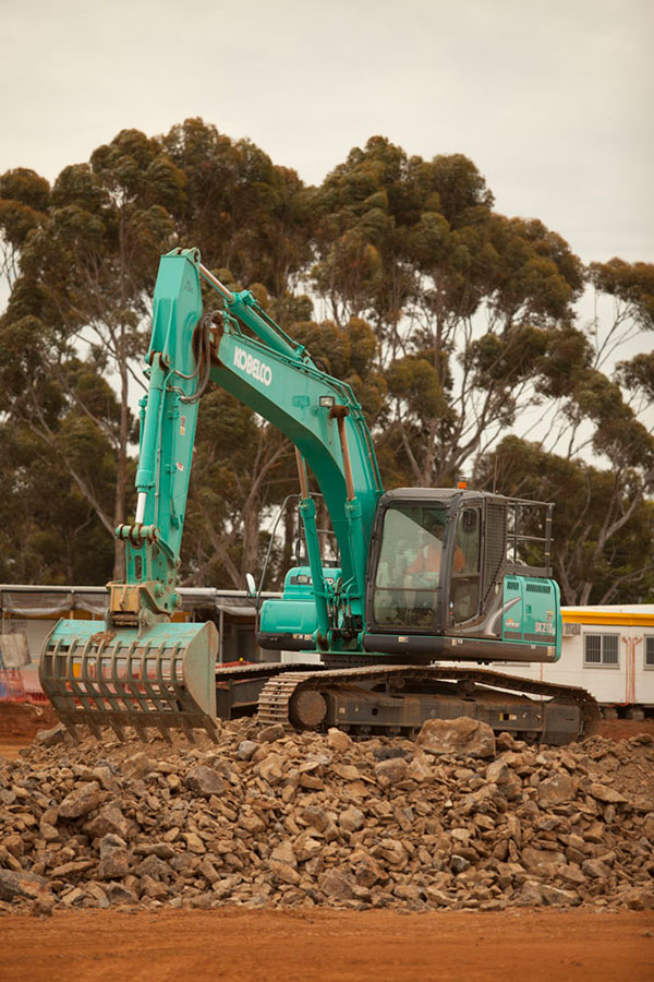 Impact-Construction-Equipment-Seive-Bucket-Hire-attachment-sales-melbourne