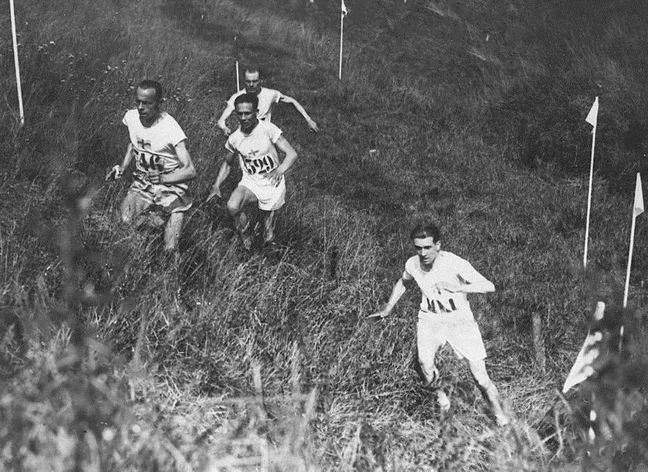 cross country olympics 1924