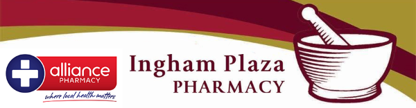 Ingham Plaza Pharmacy Chemist Hinchinbrook Central Shopping Centre