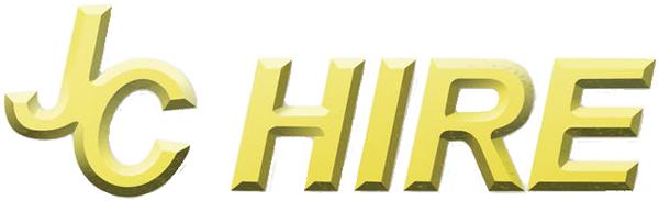 JC Hire logo