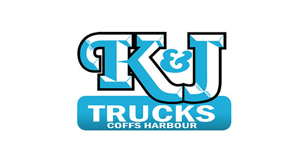 K&J trucks Coffs Harbour Logo
