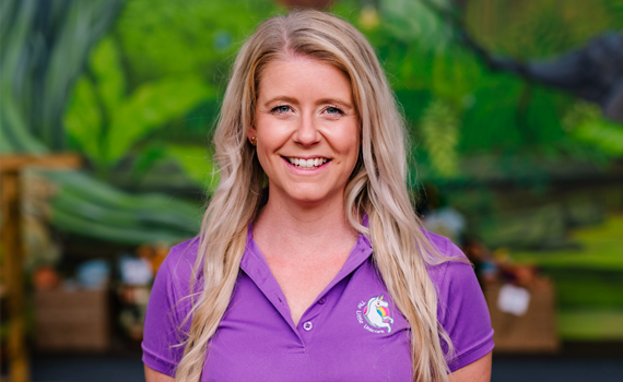Kassie - Childcare Manager The Little Unicorn Charlestown
