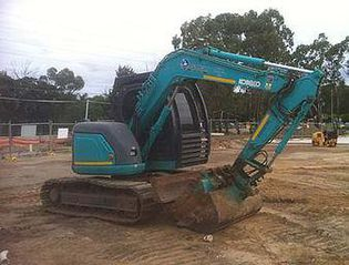 Kennedy Hire - Excavator Hire